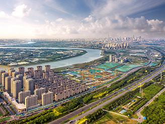 津城、滨城间三条通道,为什么说海河南岸一线才是置业者的未来