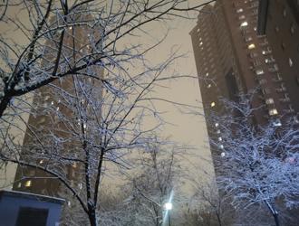 月底又有一波冷空气补货 南昌今冬首场雪还需要再等
