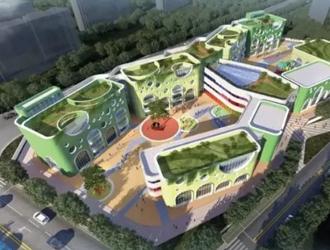 泰兴又有两所学校开工建设!位置就在······